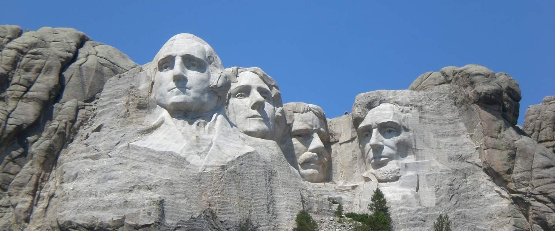 Mount Rushmore i South Dakota, USA