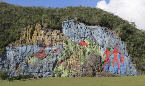 Mural de Prehistorica