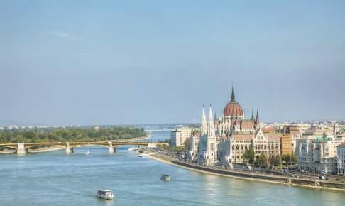 Parlementbygningen i Budapest, Ungarn - Risskov Rejser