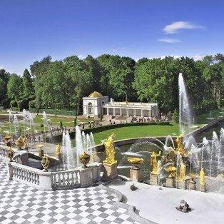 Peterhof, Sankt Petersburg