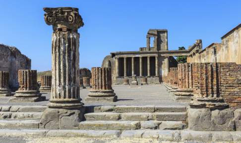 Pompeji Italien