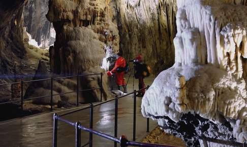 Postojna grotten i Slovenien - Risskov Rejser