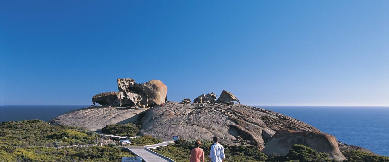 Remarkable Rocks - Risskov Rejser