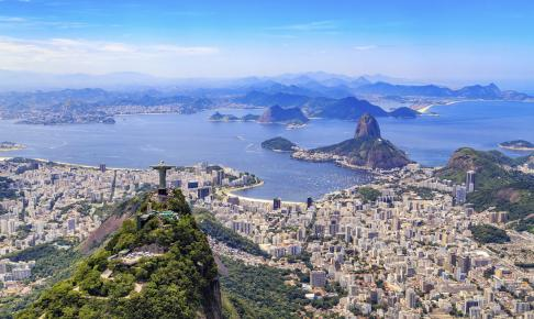 Rio de Janeiro, Brasilien - Risskov Rejser