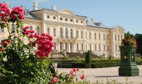 Den lettiske perle, Rundale Paladset - Risskov Rejser