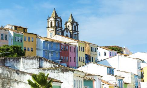 Salvador da Bahia - Risskov Rejser