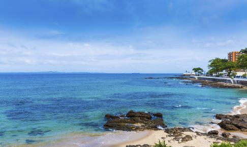 Strand i Salvador - Risskov Rejser
