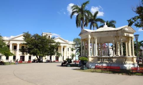 Santa Clara i Cuba