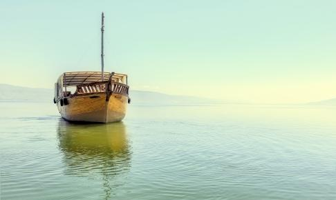 Oplev Genesaret Sø på en skøn sejltur