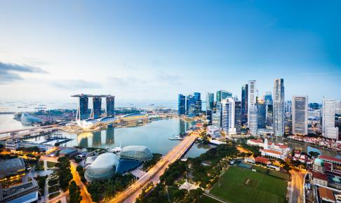 Oplev Singapore på vores rundrejse til Australien