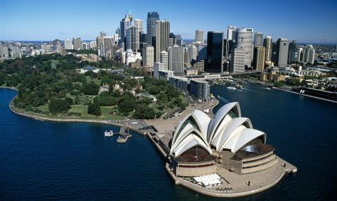 Det berømte Operahus i Sydney - Risskov Rejser