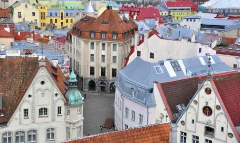 Den gamle bydel i Tallinn - Risskov Rejser