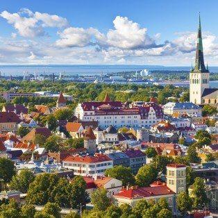 Tallinn, Estlands hovedstad - Risskov Rejser