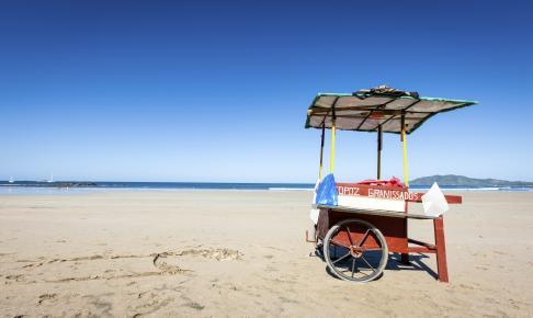 Tamarindo strand - Risskov Rejser