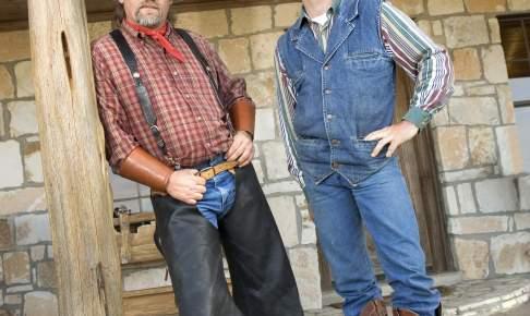 To cowboys - Risskov Rejser