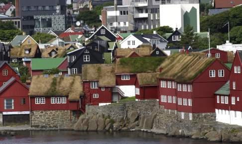 Torshavn, Færøerne - Risskov Rejser