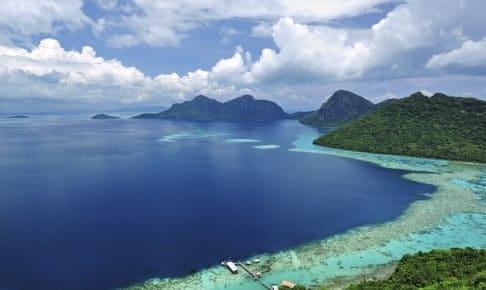 Tun Sakaran Marine Park, et fantastisk sted at dykke på Borneo