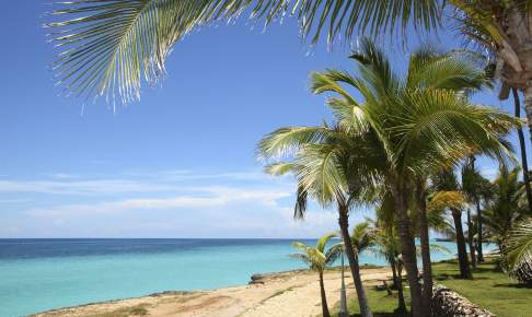 Tropiske strande er en naturlig del af enhver rejse til Cuba