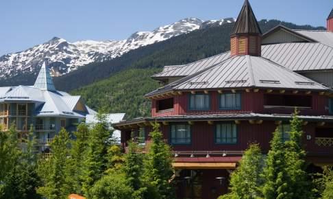 Den hyggelige ski-by Whistler - Risskov Rejser