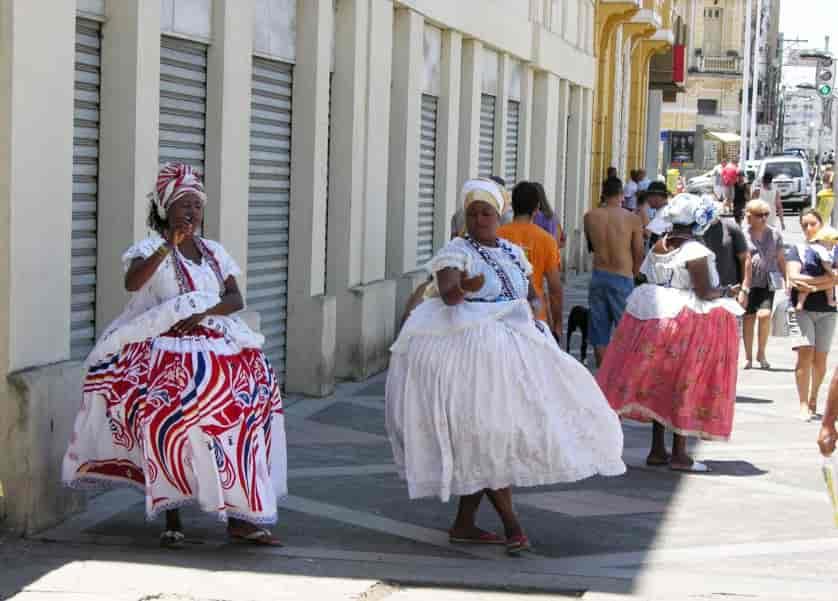 Salvador i Brasilien - Risskov Rejser