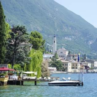 Gardasøen, Italien