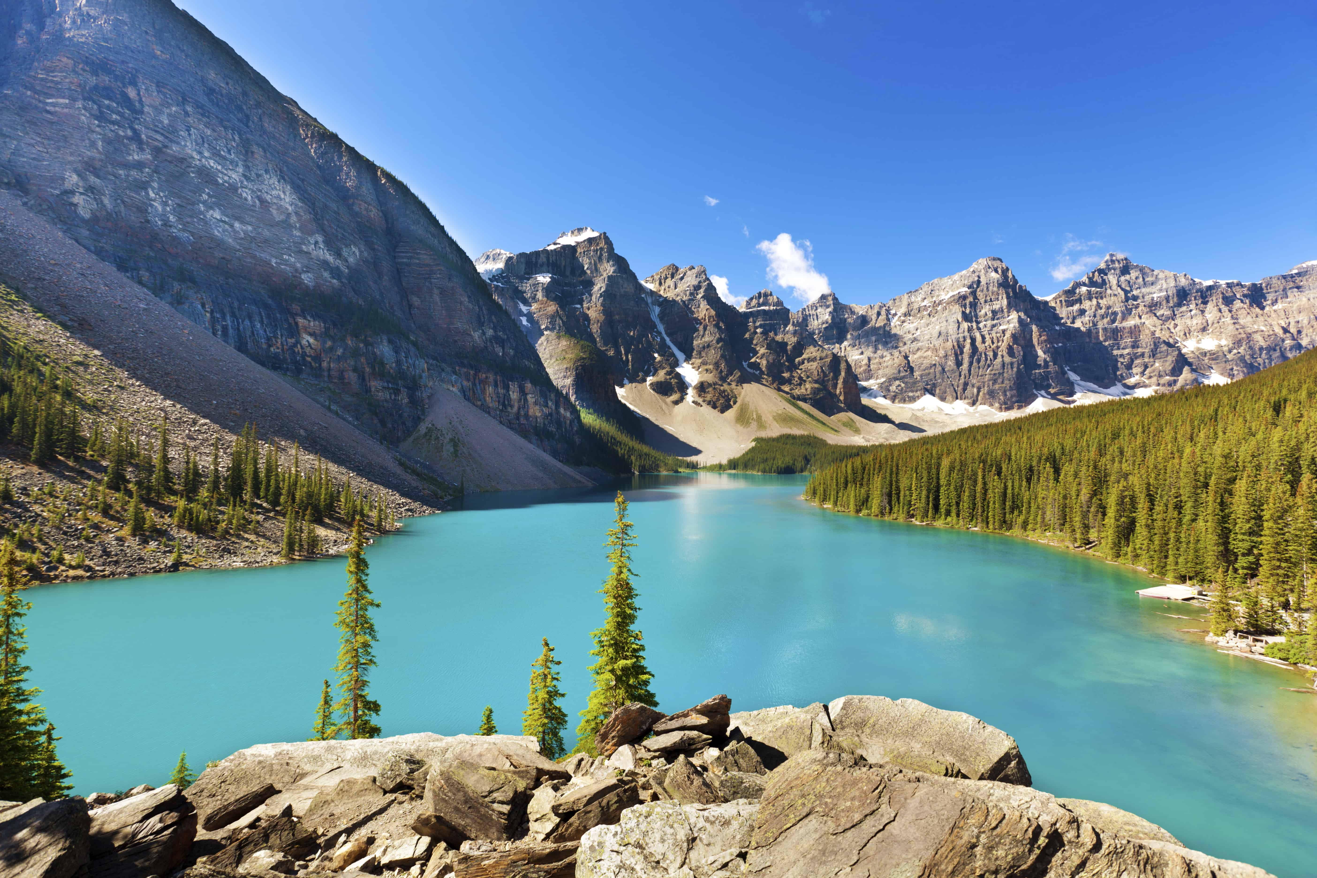 Udsigt i Canada - Risskov Rejser