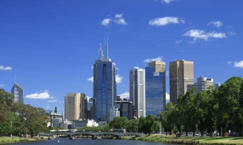Melbourne, Victoria - Risskov Rejser