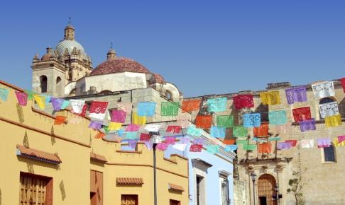 Santa Domingo kirke, Oaxaca - Risskov Rejser