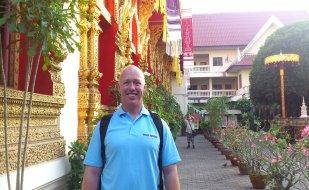 Rejseleder Brian Hansen