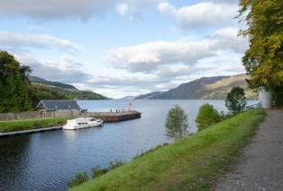 Loch Docks - Skotland - Risskov Rejser