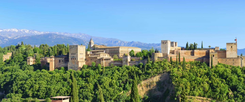 The Alhambra Palace Of Granada - Risskov Rejser
