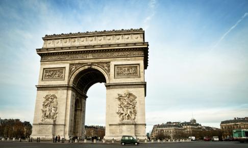 Arc de Triomphe - Risskov Rejser
