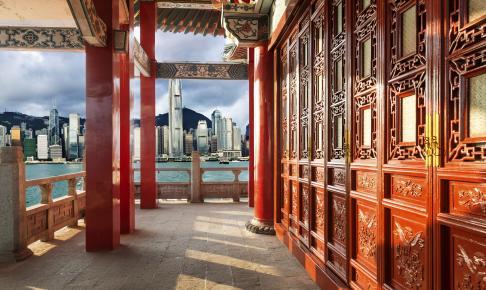 Shanghai nyt og moderne