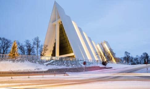 Arktisk Katedral, Norge - Risskov Rejser