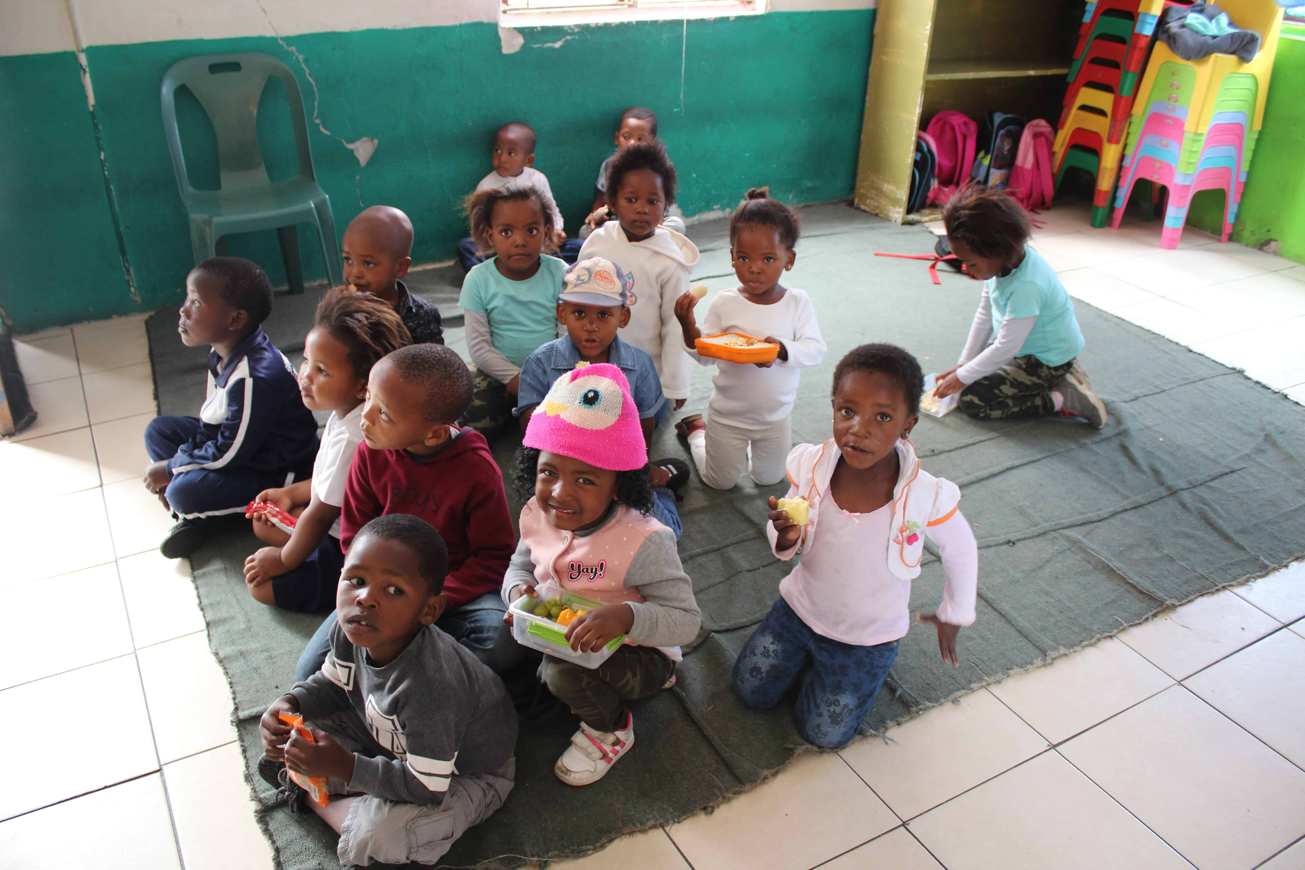 børnehave i New Rest township