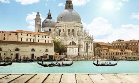 Markuskirken i Venedig - Risskov Rejser