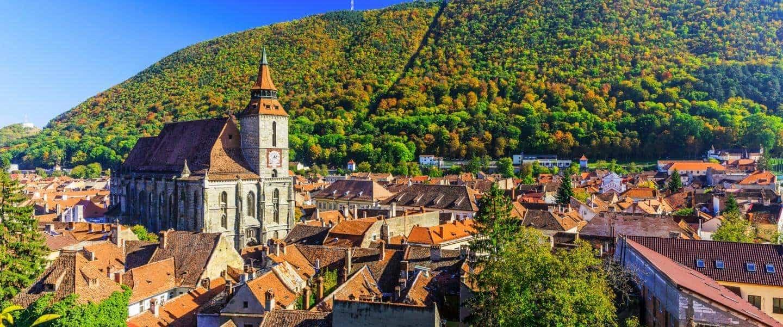 Oplev Brasov på rundrejse i Rumænien med Risskov Rejser