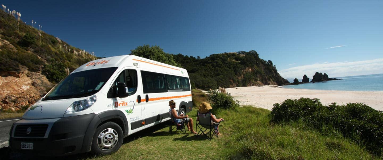 Britz Trailblazer - Autocamper Australien - Risskov Rejser