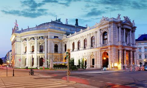 Burg teater - Østrig - Risskov Rejser