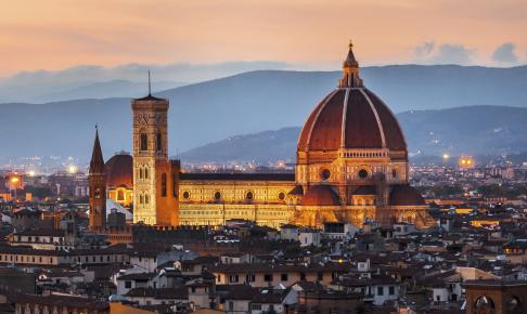 Cathedral of Santa Maria del Fiore , Firenze