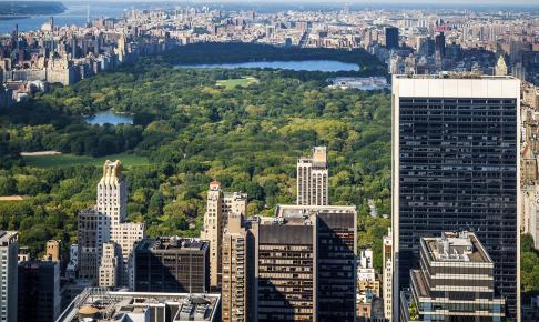 Central Park, New York - Risskov Rejser