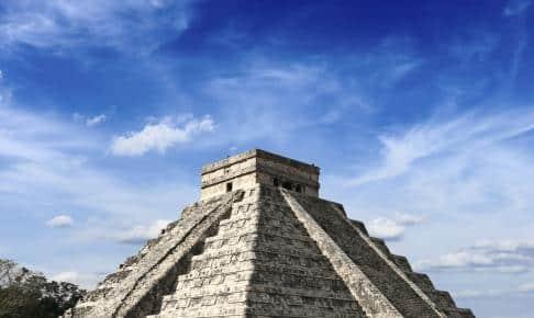Chichen Itza, Kukulcán Pyramiden - Risskov Rejser