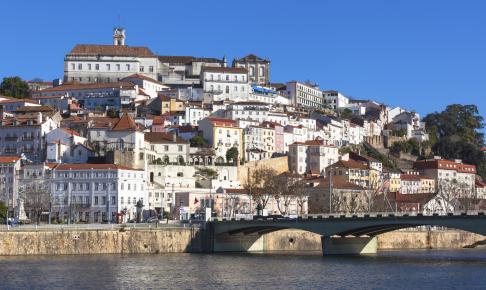 Middelalderbyen Coimbra