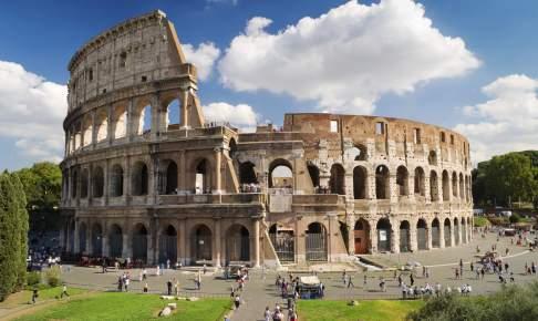 Gå ikke glip af et besøg ved Colosseum i Rom - Risskov Rejser