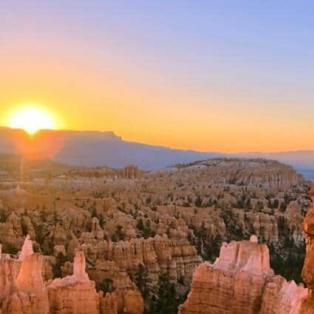 Udsigt over røde klipper - USA - Risskov Rejser