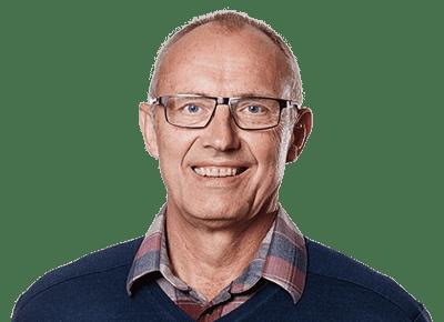 Ejvind Groth - Økonomichef - Risskov Rejser