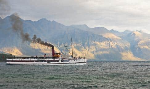 Steamer Queenstown