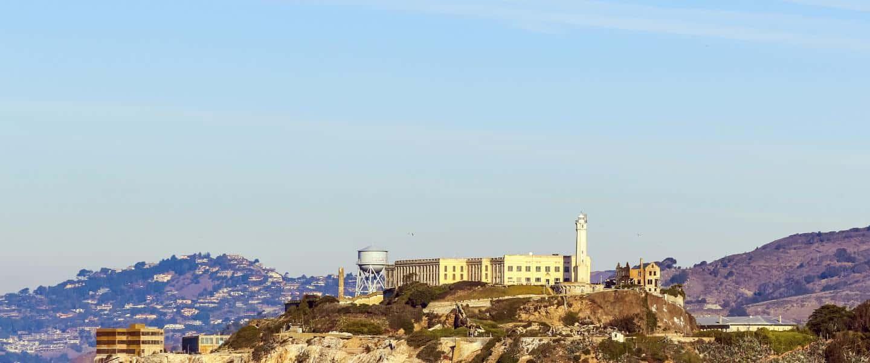 Fængselsøen Alcatraz i San Francisco - Risskov Rejser