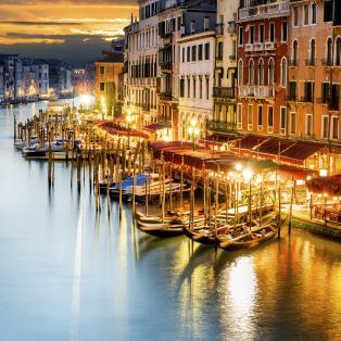 Canal Grande, Venedigs