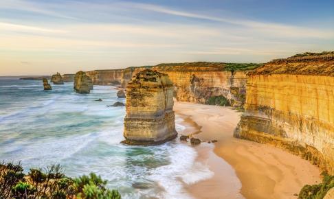 Oplev Great Ocean Road på vores rundrejse til Australien